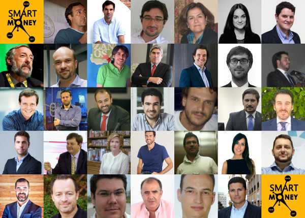 participantes en Smart Money Madrid 2016